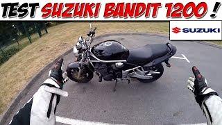 5. #MotoVlog 39 : TEST SUZUKI BANDIT 1200 / Un Monstre !