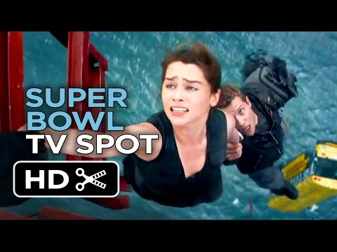 Terminator Genisys Super Bowl TV Spot 2015 Arnold Schwarzenegger Sci Fi Action Movie HD HD thumbnail