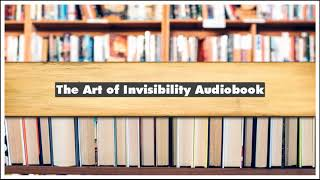 Kevin Mitnick The Art of Invisibility Audiobook