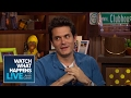 What John Mayer Thinks About Khloe Kardashian's Sex Playlist | WWHL