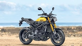 8. 2016 Yamaha XSR900 Review