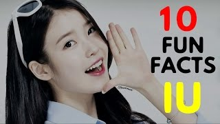 Video 10 Fun Facts about IU you may not know MP3, 3GP, MP4, WEBM, AVI, FLV Mei 2018