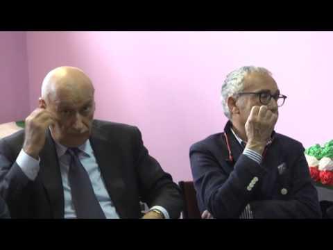 Confronto tra D'Alfonso e cittadini giuliesi sullo ospedale