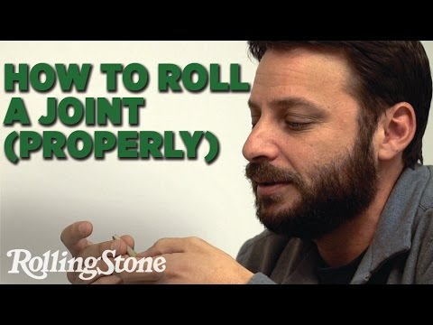 How to Roll a Joint (Properly)