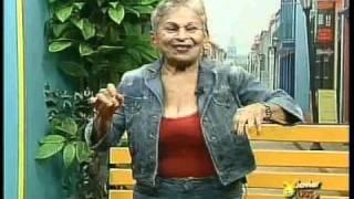 Luz Clarita, La Viejita Feliz
