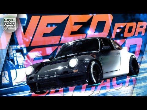 Need For Speed 2015 - В ожидании PAYBACK / Анонс Игромир 2017
