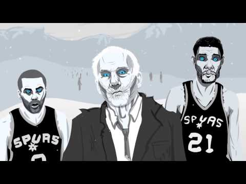 Game of Zones S1:E1 'King James & Spurs White Walkers'