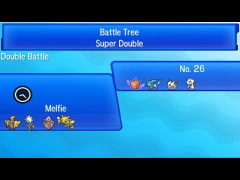 Battle Tree Salt: Quick Claw Blizzard
