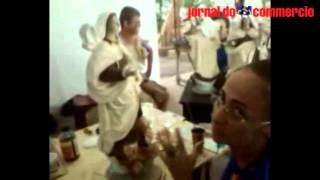 [JC] Confecção das imagens de Nossa Senhora do Carmo