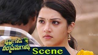 Nonton Nani And Mehreen Cute Love Scene - Krishna Gaadi Veera Prema Gaadha Movie Scenes Film Subtitle Indonesia Streaming Movie Download