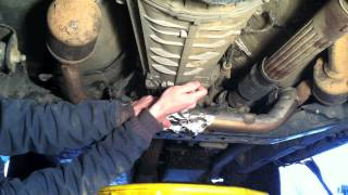 4. How To Change Manual Transmission Fluid Jeep Wrangler Unlimited Sahara JK 6 speed