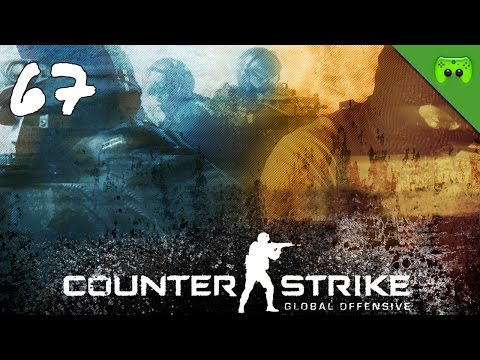 COUNTERSTRIKE # 67 - Auf die Fresse «»  Let's Play Counterstrike GO | Full HD