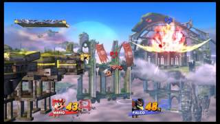 All I Do is Up Air: A Mario Combo Video