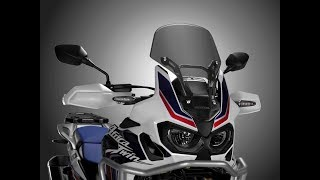 5. 2018 Honda CRF 1000L Africa Twin Changes