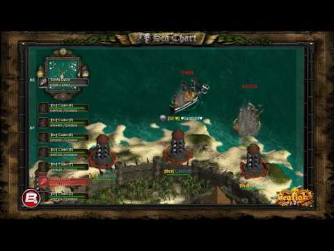 Seafight Ingame Trailer 2010 — Bigpoint