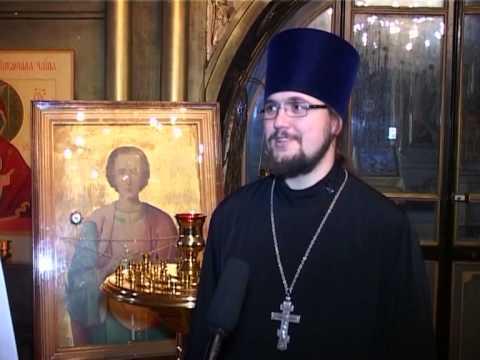 Фильм по Воскресенской церкви села Вятское