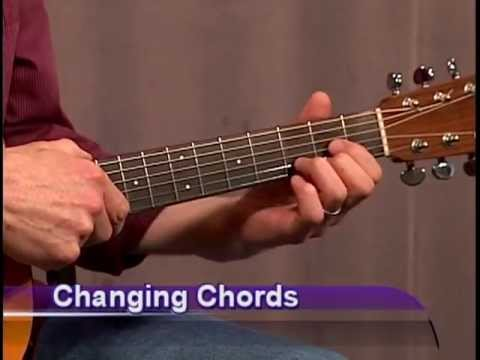Beginner Guitar Chords – Learn how to change chords FASTER !