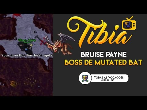 Bruise Payne – Boss de Mutated Bat