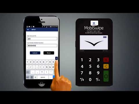 Mobiswipe Demo Application