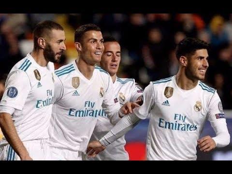 أبرز أرقام مباراة سان جيرمان وريال مدريد في دوري أبطال أوروبا