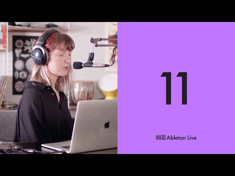 OGGI DISPONIBILE : ABLETON LIVE 11!