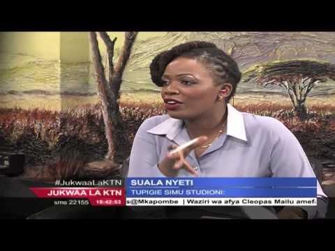 Jukwa ya KTN: Chanjo kwa Wanyama wa Nyumbani, Juni 28, 2016 Sehemu ya Pili