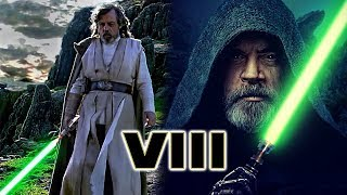 Video Luke Skywalker's NEW FORCE POWER (CANON) - Star Wars The Last Jedi Explained MP3, 3GP, MP4, WEBM, AVI, FLV Oktober 2017