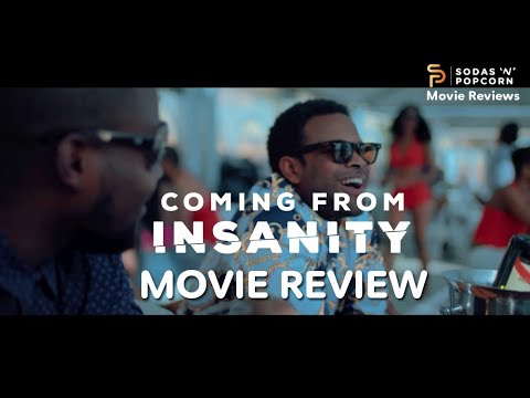 Movie Review: Coming from Insanity Movie Review Ft Gabriel Afolayan