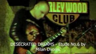 Video Etude No.6 by Milan Dvorak