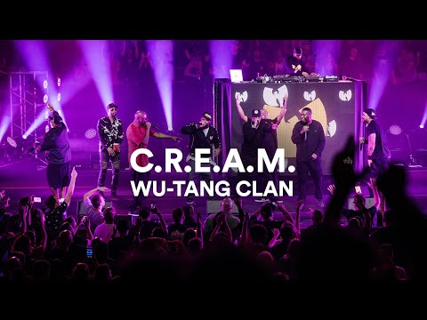 """Wu-Tang Clan - """"C.R.E.A.M."""" (Live at Sydney Opera House)"""