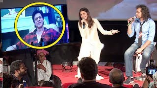 Watch Jab Harry met Sejal Movie trailer launch where Anushka Sharma and Imtiaz Ali do a live chat with SRK.For More Updates:Subscribe to: https://www.youtube.com/user/movietalkiesLike us on: https://www.facebook.com/MovieTalkiesFollow us on: https://twitter.com/MovieTalkiesFollow us on: https://www.instagram.com/movietalkies/