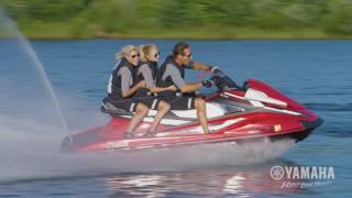 7. Yamaha Boats and WaveRunners Featuring TR-1 Engines