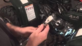 3. How To Change Oil On A 2001 Yamaha Kodiak