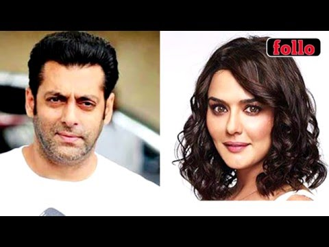 Salman Throws A Party For Preity!