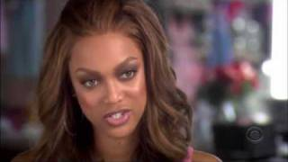 Tyra Banks - Last runway show