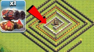 Video ULTIMATE CANNON MAZE 2| Clash Of Clans | YOU WON'T WIN THIS!! MP3, 3GP, MP4, WEBM, AVI, FLV Oktober 2017