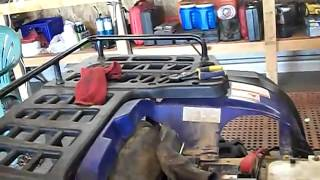 4. 2004 Polaris Sportsman 700 carburetor boot and rough idle 2