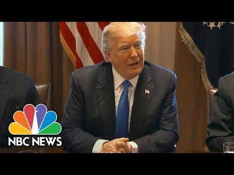 President Donald Trump: 'I Can Beat Oprah' In 2020 Presidential Race | NBC News