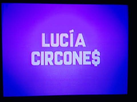 Letra Lucia Circones Crudo Means Raw y Doble Porción