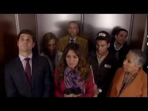 Fairly Legal - Singing in Elevator