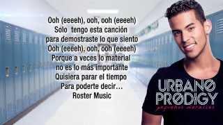 "Urbano Prodigy ""Pequeños Detalles"" (Con Letra)"