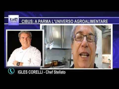 CIBUS: A PARMA L' UNIVERSO AGROALIMENTARE