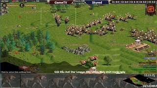 4vs4 Random | GameTV vs Skyred | Ngày 14 - 12 - 2017 | BLV:G_man