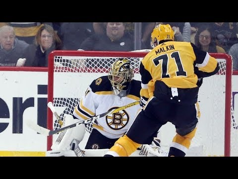 Video: Ford Final Five Facts: Bruins Outshoot Penguins, Collapse In 3rd Period