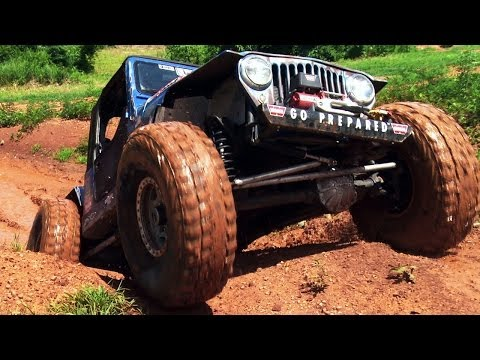 Part 1: Morris Mountain Off-Road Park! – 2013 Ultimate Adventure Week