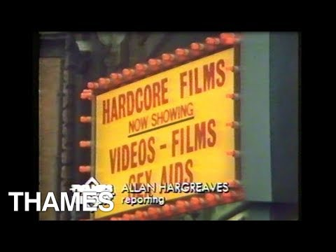 Sex in Soho - Thames Reports - London - 1981 (видео)
