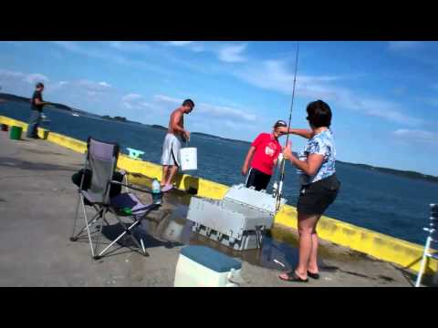 "Eastport, Maine ""Mackerel Fishing"" – Aug 2011"