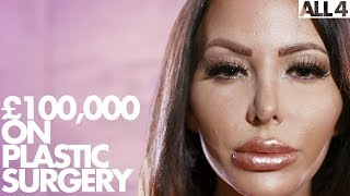 Addicted to Plastic Surgery - £100,000 Transformation | Plastic and Proud