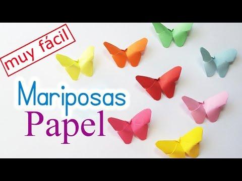 manualidades de mariposas | facilisimo.com