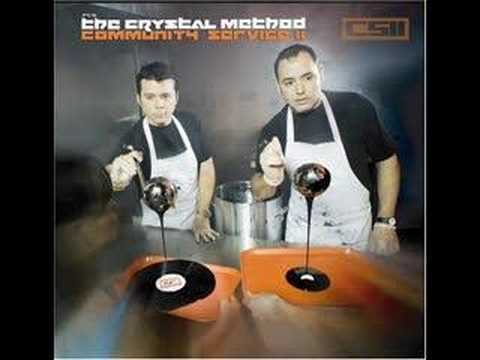 The Crystal Method - Gyromancer